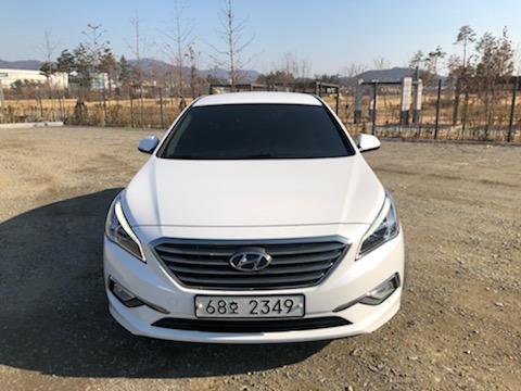 현대자동차/LF SONATA (G) 2.0 CVVL SMART SPECIAL