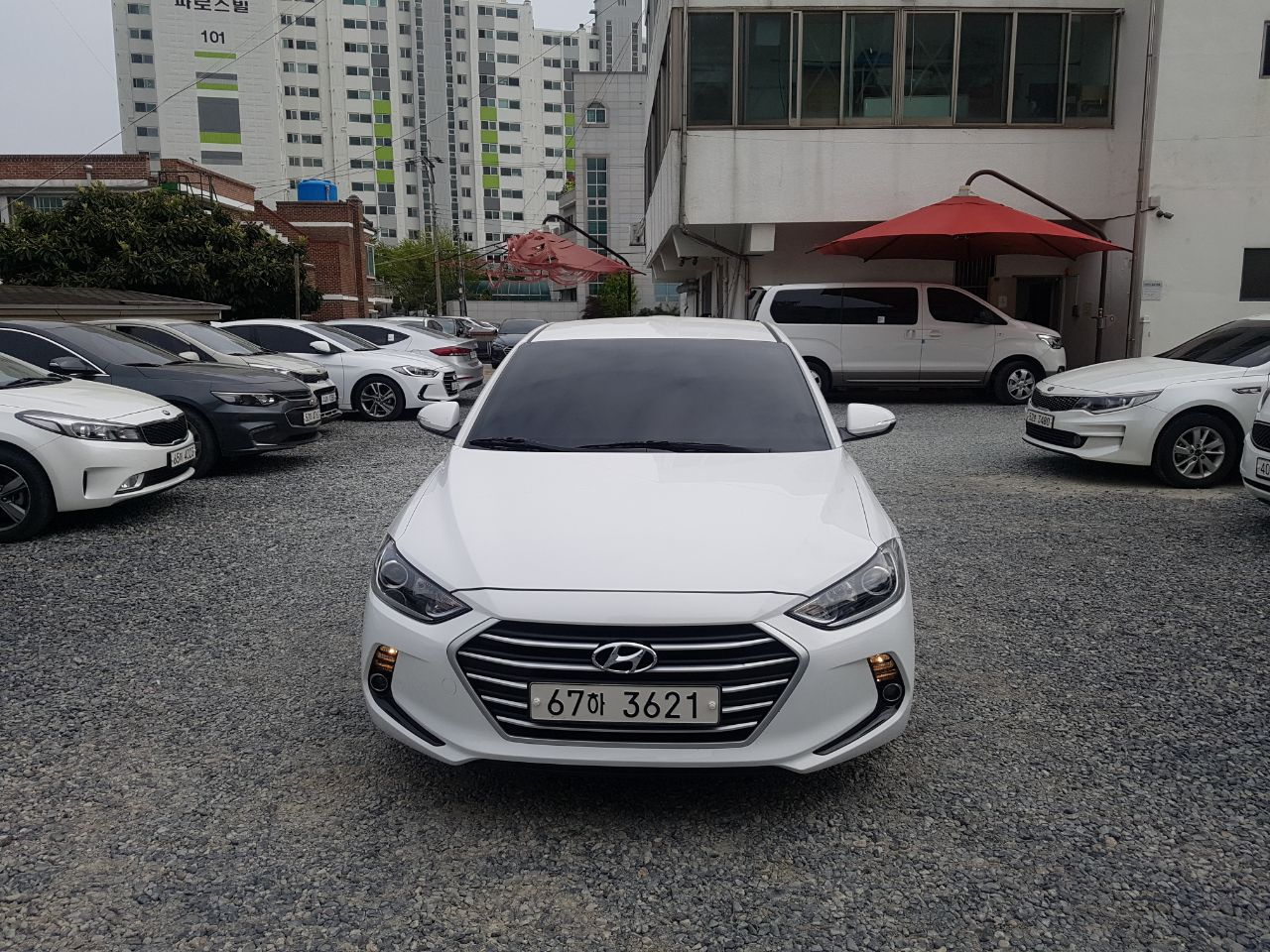 현대자동차/AVANTE AD (G) 1.6 STYLE