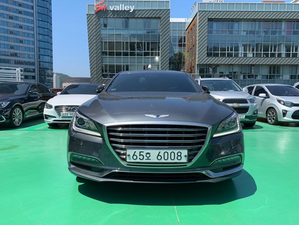 현대자동차/GENESIS G80 (G) 3.3 LUXURY