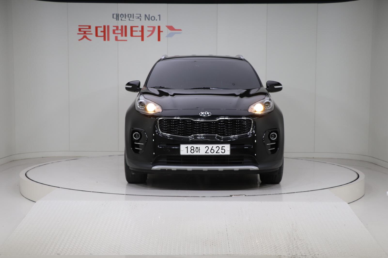기아자동차/THE SUV SPORTAGE (D) 2.0 2WD 프레스티지