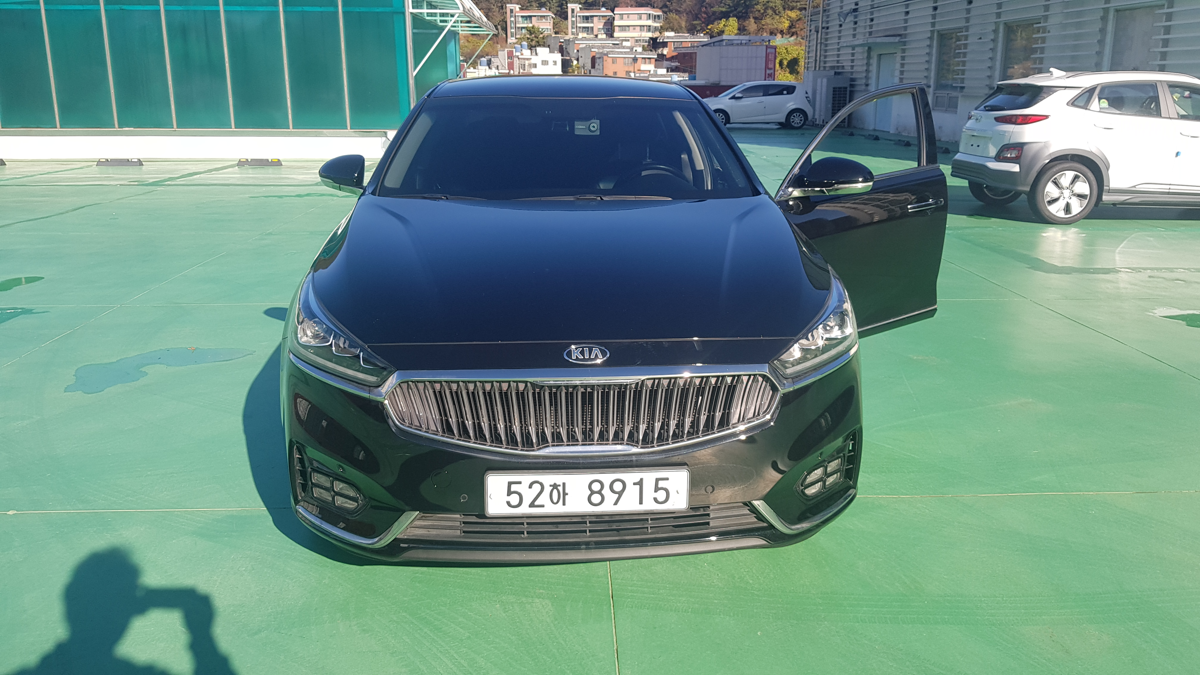 기아자동차/ALL NEW K7 (L) 3.0 럭셔리_렌터카