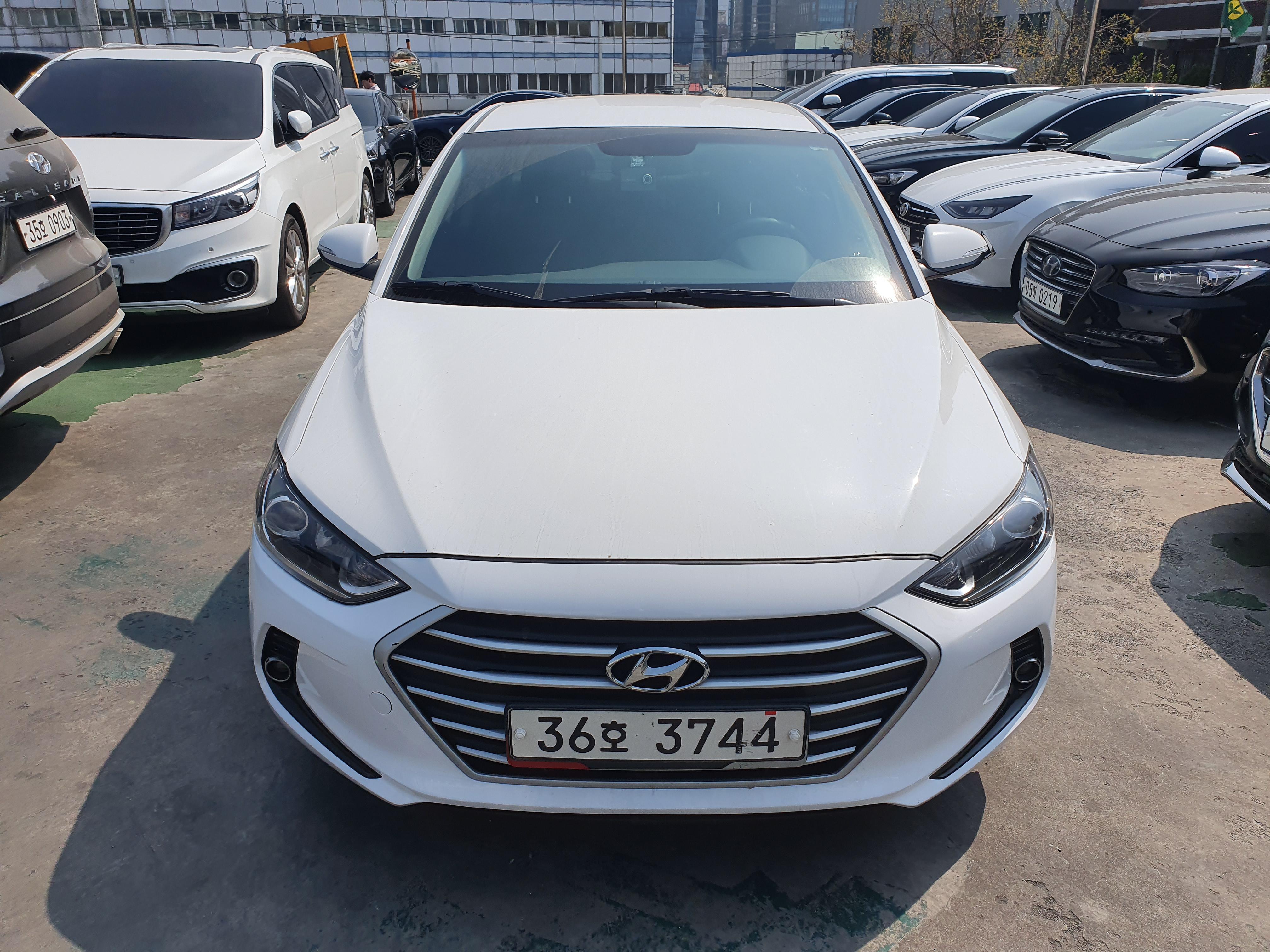현대자동차/AVANTE AD (G) 1.6 VALUE PLUS